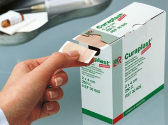 Curaplast® injection plasters 2 x 4 cm 1x250 items
