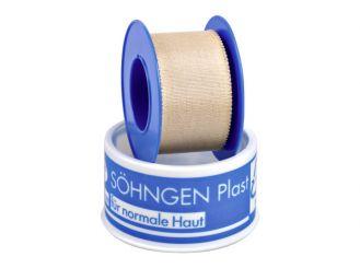 Söhngen® Plast 5 m x 2,5 cm 1x1 Rollen
