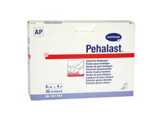 Peha-last® gauze bandage 6cm x 4m 1x20 items