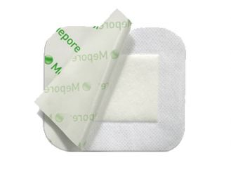 Mepore®, 11 x 10 cm, steril, 1x40 Stück