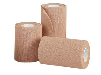Rosidal® haft Binde hautfarben 5 m x 8 cm kohäsiv 1x1 items