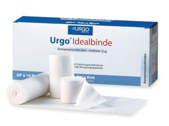 Urgo® Idealbinde 5 m x 6 cm weiß 1x10 Stück