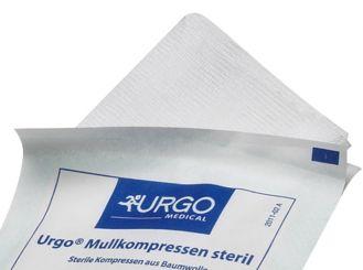 Urgo® Mullkompressen steril 10 x 10 cm 1x50 Stück