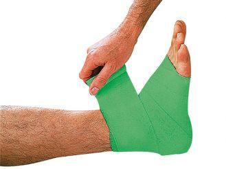 Lenkelast® color grün 5 m x 8 cm 1x10 items
