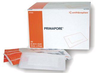 Primapore, 8,3 x 6 cm, steril 1x50 Stück
