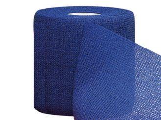 Urgomull® haft color, 20 m x 10 cm, blau 1x1 Stück