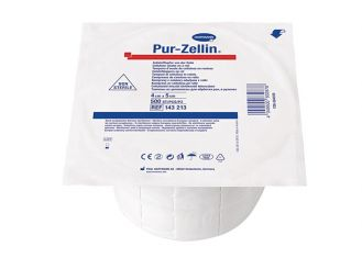 Pur-Zellin® pads on roll, non-sterile 1x500 items