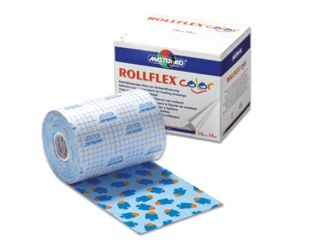 Rollflex Color 10 m x 10 cm 1x1 Role