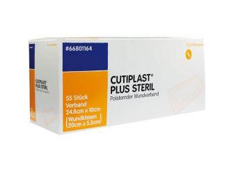 Cutiplast® Plus steril 24,8 x 10 cm 55x1 Stück