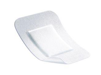 DracoPor soft Wundverband steril 7,2 x 5 cm weiß 1x25 Stück