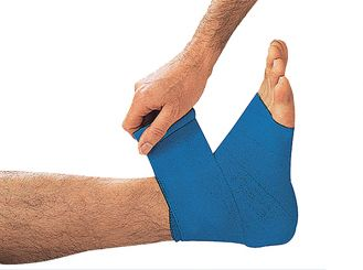 Lenkelast® color blau 5 m x 6 cm 1 x 10 1x10 items