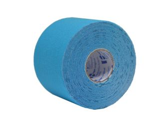 Kinesiologie Tape original, blue, 5 m x 5 cm 1x1 Role