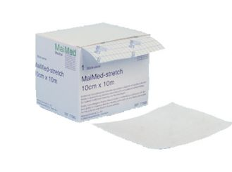 MaiMed® - stretch Fixiervlies 10 cm x 10 m 1x1 Stück