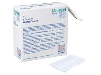 MaiMed®-med Wundschnellverband 6 cm x 5 m weiß 1x1 Stück