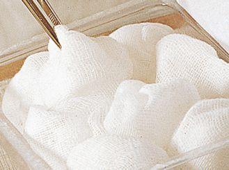 Pagasling® Schlinggazetupfer, Gr.4, eigroß, steril 18x10 Stück