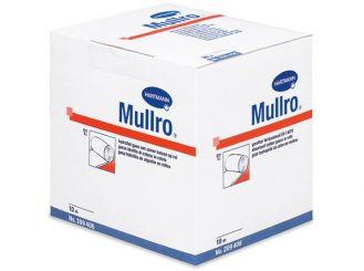 Mullro® Verbandmull 2 x (10 cm x 20 m) 1x1 Pack