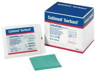 Cutimed® Sorbact® NPWT Wundfüller, 17 x 28 cm, 1x42 Stück