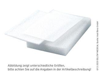 GelitaSpon® Block Streifen 80 x 40 x 10 mm, 1x10 Stück