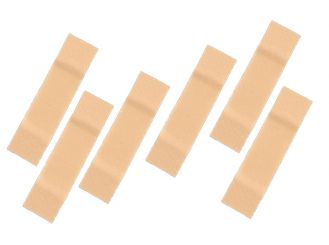 INTERMED injection plasters, 1 x 4 cm 1x400 items
