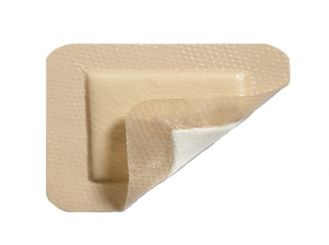 Mepilex® Border Lite, 4 x 5 cm, steril, 1x10 Stück