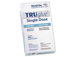 Truglue® Single Dose - Haut- und Gewebekleber - à 0,3 ml 1x5 Dose