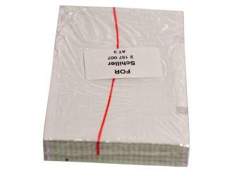 EKG-Papier Schiller Cardiovit AT-3, 70 x 100 mm 1x1 Stück