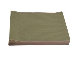 EKG-Papier Schiller Cardiovit AT-60/CS-100, 210 x 280 mm 1x1 Stück