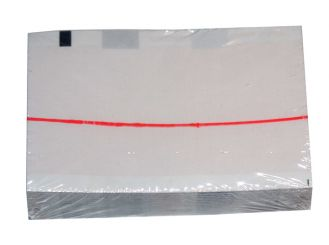 EKG.Papier Cardisuny IC 501 AX / BX / DX, 63 x 100 mm 1x1 items