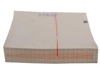 EKG-Papier Cardisuny IC 503 F / FB / Alpha 600A, 145 x 150mm 1x1 Stück