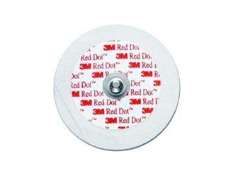 3M Red Dot EKG-Elektroden Ø=5cm Erwachsene 1x50 Stück