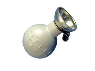 Brustwand Saugelektrode wie Bosch Nr. 8698 140652 1x1 Stück