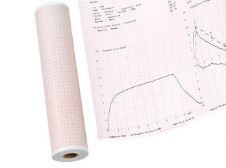 EKG-Papier für Cardio M / Cardio M plus alt und neu, 215 mm x 23 m 1x1 Rollen
