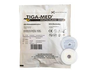 EKG-Klebeelektrode, Festgel, Schaumstoff 43 mm 1x50 Stück