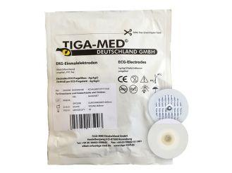 EKG-Klebeelektrode, Nassgel, Schaumstoff 48 mm 1x30 Stück