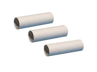 Pappmundstück Spirolab, Spirobank Ø=30 mm L=65 mm 1x100 items