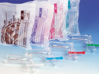 Mediware® Vaginal-Spekulum, Gr. XS, Ø 20 mm, weiß, Cusco, 1x25 Stück