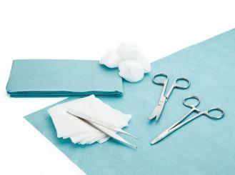 Chirurgisches Wundversorgungs-Set I 1x12 SET