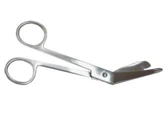 Verbandschere LISTER, 14,5 cm, Linkshänder, >rk< 1x1 items