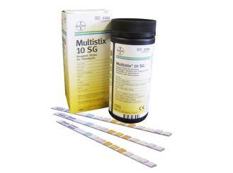 Multistix® 10 SG 1x100 Teste
