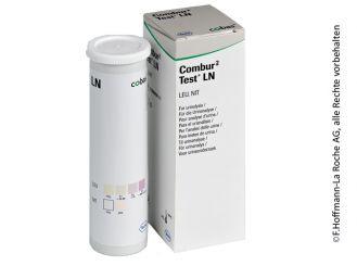 Combur 2-Test LN Harnteststreifen 1x50 items