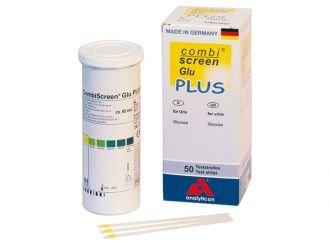 Combi Screen® Glucose PLUS 1x50 Teste