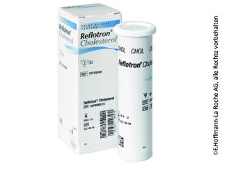 Reflotron® Cholesterol 1x30 items
