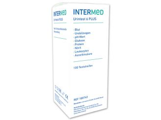 INTERMED Urine test 6 PLUS 1x100