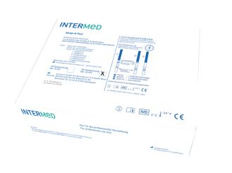 INTERMED Strep-A-Test, Teststreifenversion 1x20 Teste