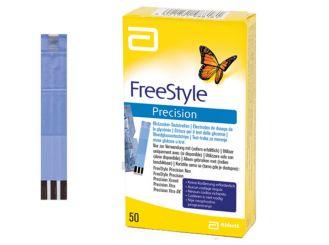 FreeStyle Precision, 1x50