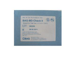 Bowie+Dick BAG-BD-Check II Dampfdurchdringungstest 30x1 Stück