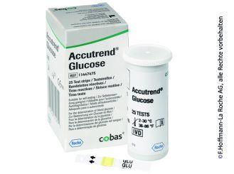Accutrend® Glucose, 1x25