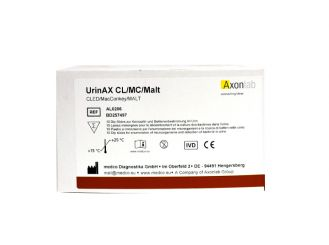 UrinAX CLED - MacConkey - Malt 1x10 items