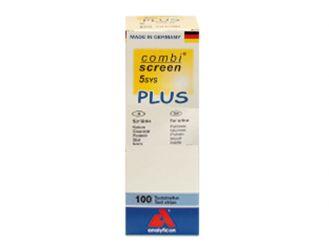 Combi Screen® 5 SYS Plus, 1x100 Teste
