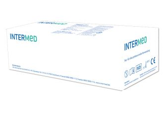 INTERMED Troponin I - Test cassettes 1x5
